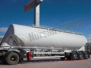Продам цементовоз NURSAN Milenium 40 м3